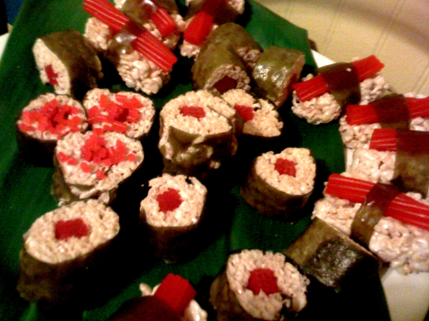 krispie-sushi