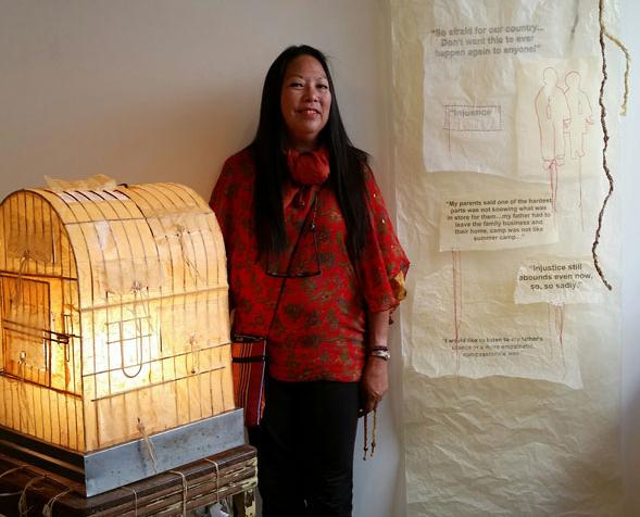 Judy Shintani and HealingArt